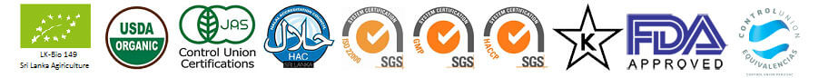 Certifications-Sunrich